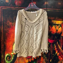 PULL NEUF COTON OUI MOMENTS...